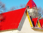Tennessee Red Roof Home