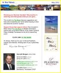 May2012NewsletterAnnounce