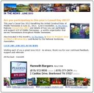 June2013Newslettereblast