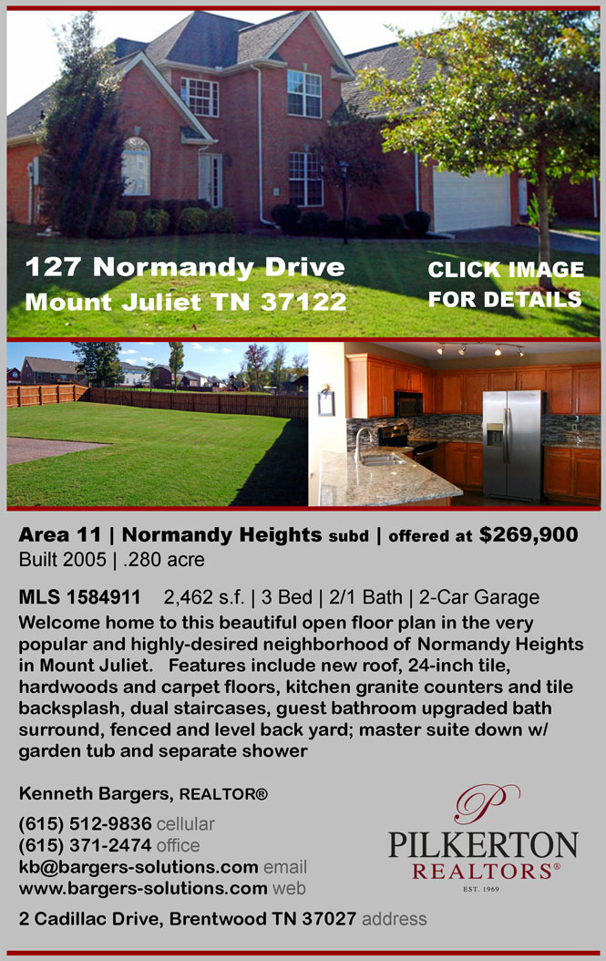 127Normandy-MarketSheet