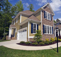 Treed-Home-Lot