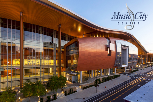 Nashville MusicCityCenter