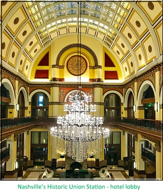 Nashville Union Station Hotel
